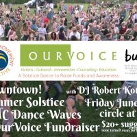 Summer Solstice AMC Dance Wave & OurVoice Fundraiser