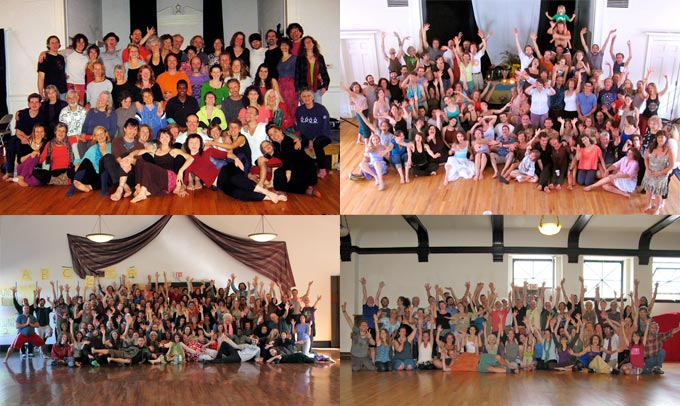 AMC Group Photo Collage