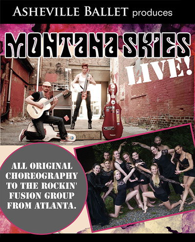 Asheville Ballet Presents Montana Skies