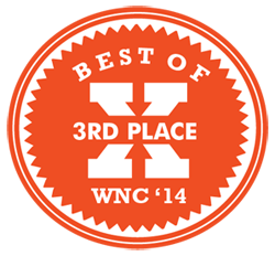 Mountain Xpress Best of WNC 2014